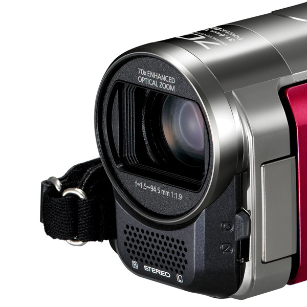 Видеокамера Panasonic HC-V10EE-R Red